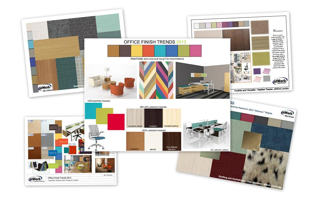Trending interior design color trends 2015 for Office design trends articles