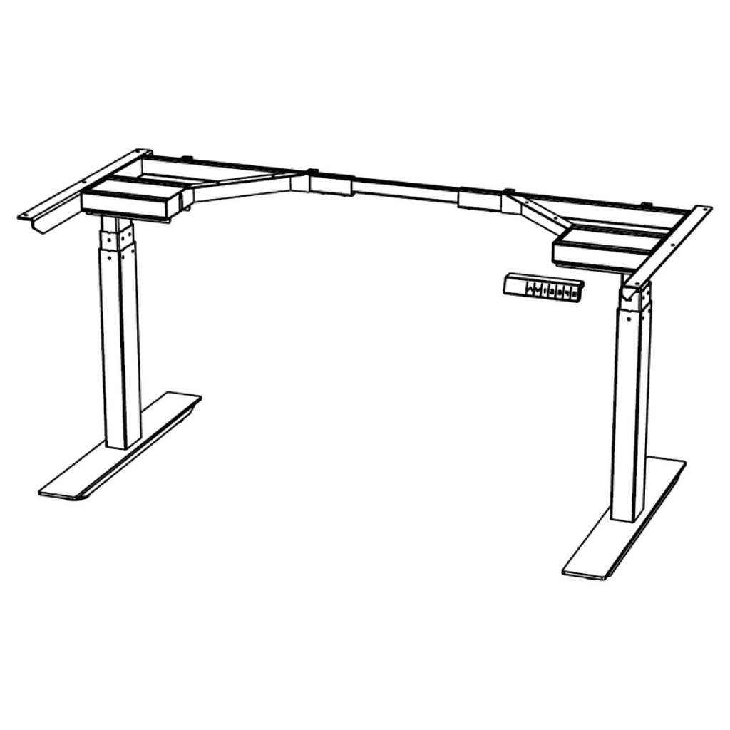 Belair Height Adjustable Table (All Sizes)