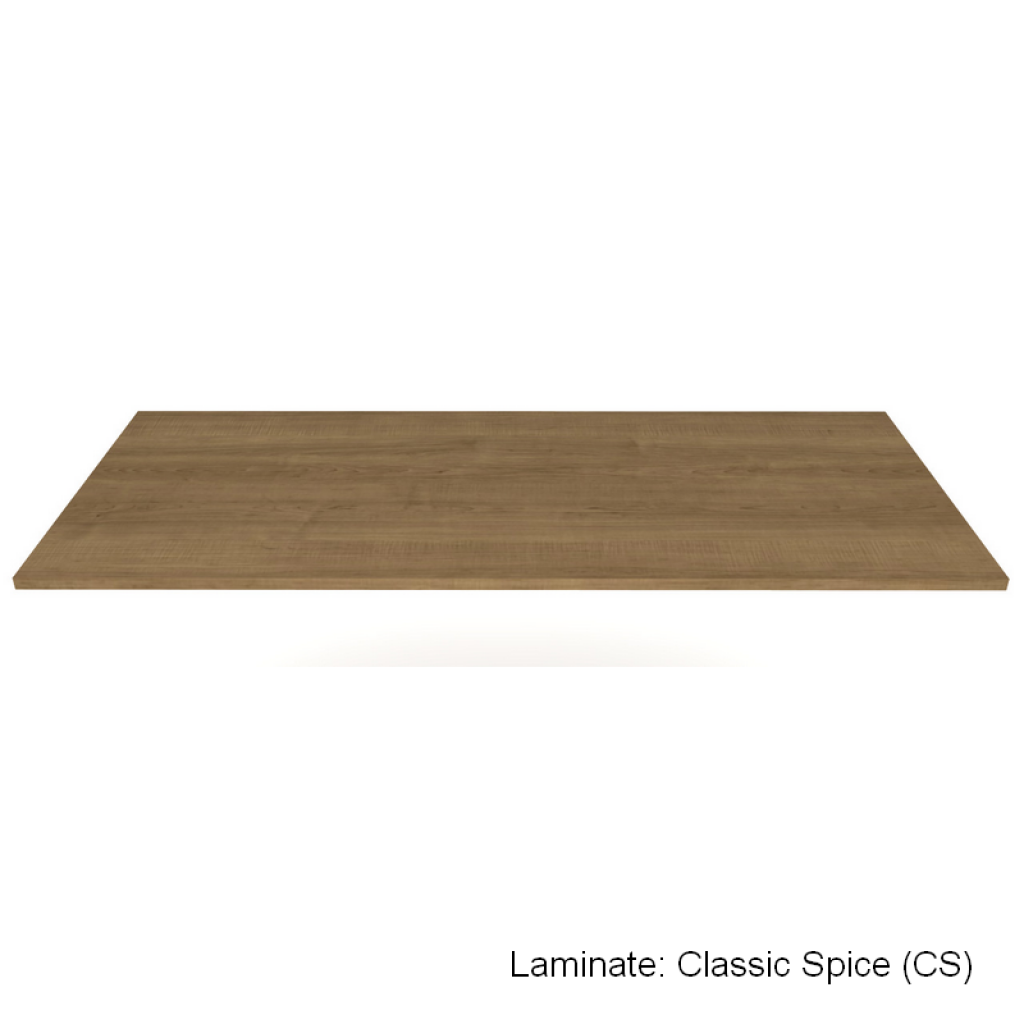 Belair Desk Tops (All Sizes & Finishes) - Commercial Quality