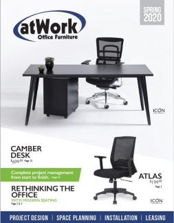 Office Furniture Catalogue atWork_Spring_2020