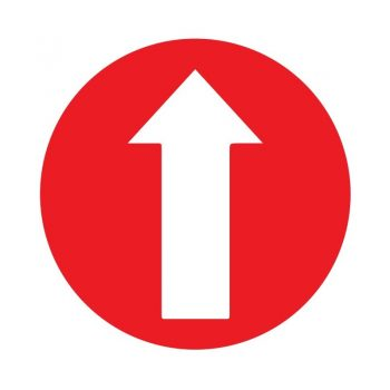 TAL A Red/White Arrow