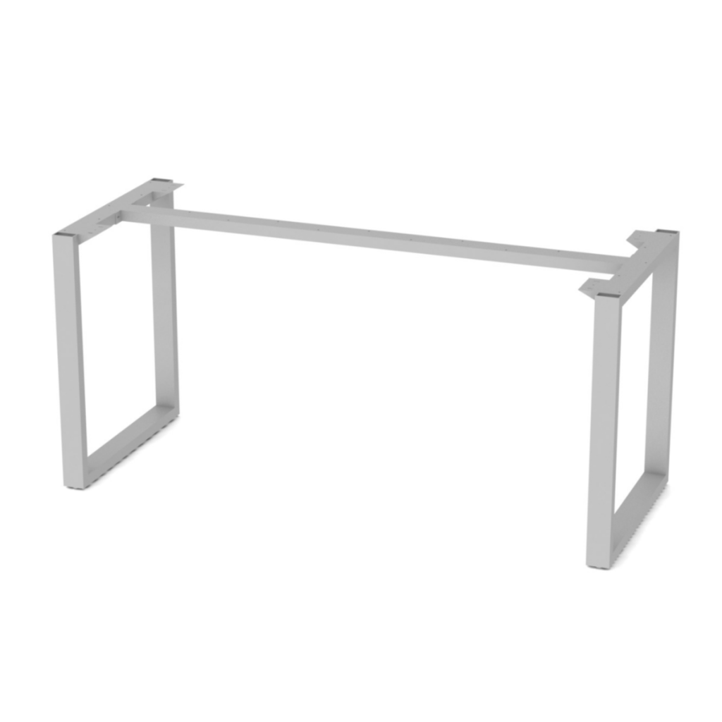 Metal Office Desk Legs - Belair Lite