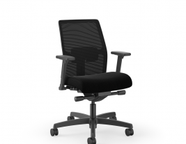 Our Best Office Chair for Shorter People - Mesh Back Ignition 2.0 HITLMKD - Simply Black