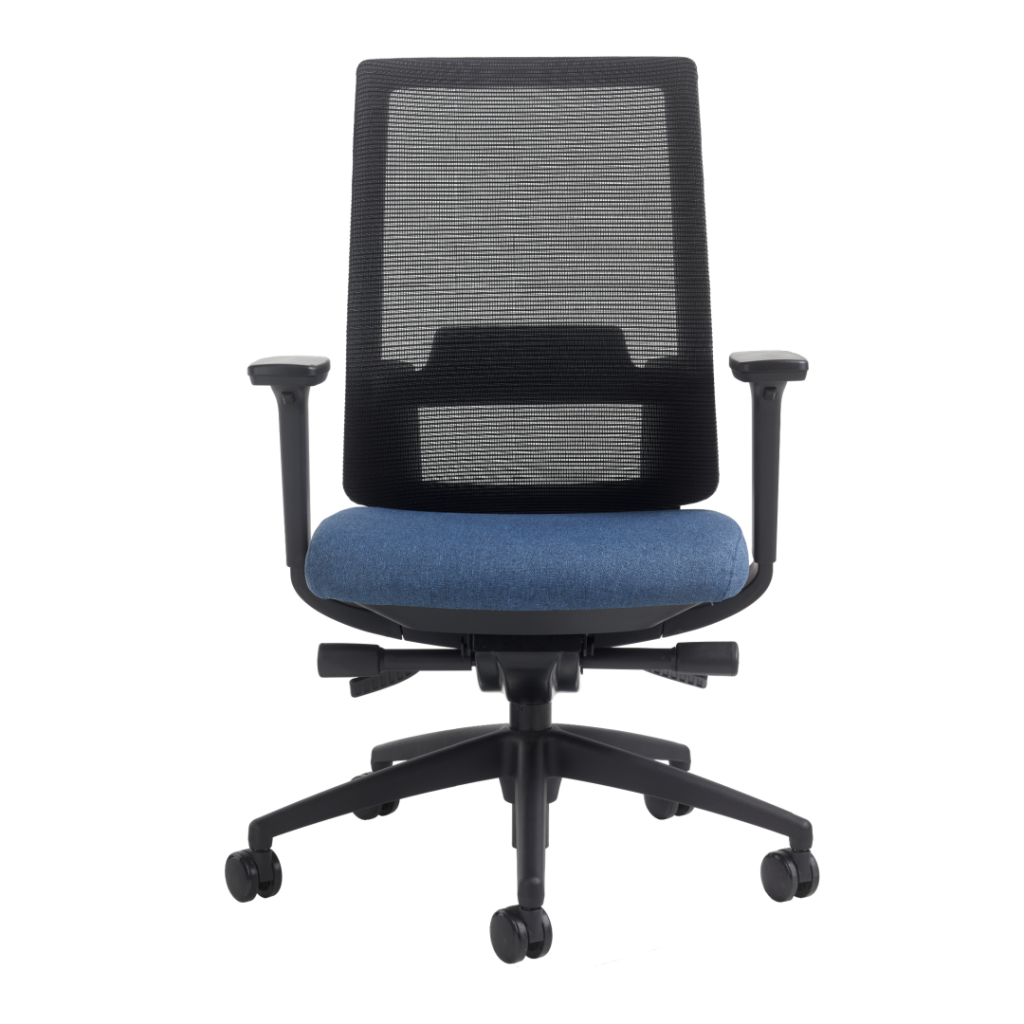Icon Q2 Mesh Back Task Chair (All Finishes)