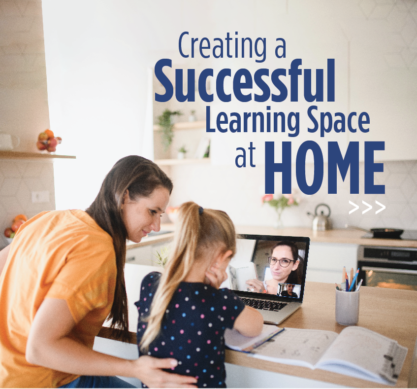 learning at home together