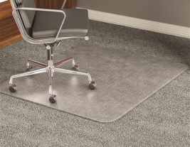 Deflecto High Pile Carpet Chairmat - Series 17
