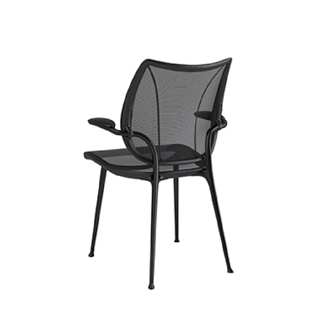 Humanscale Liberty Side Chair - Simply Black