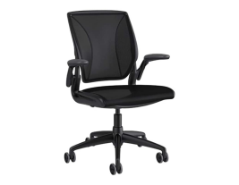 Humanscale All-Mesh World Chair - Simply Black